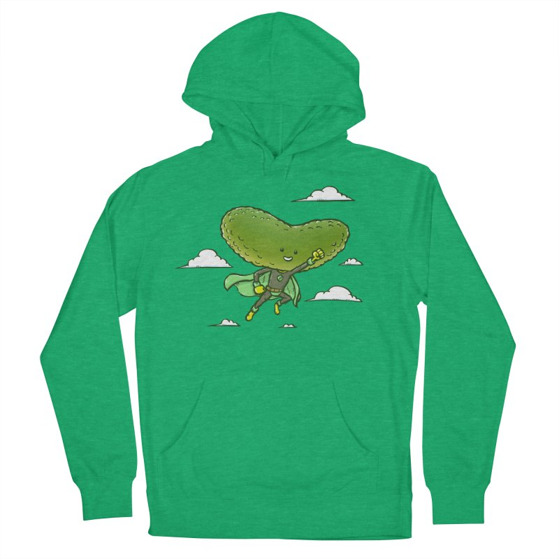 The Super Pickle Women's Pullover Hoody by nickv47