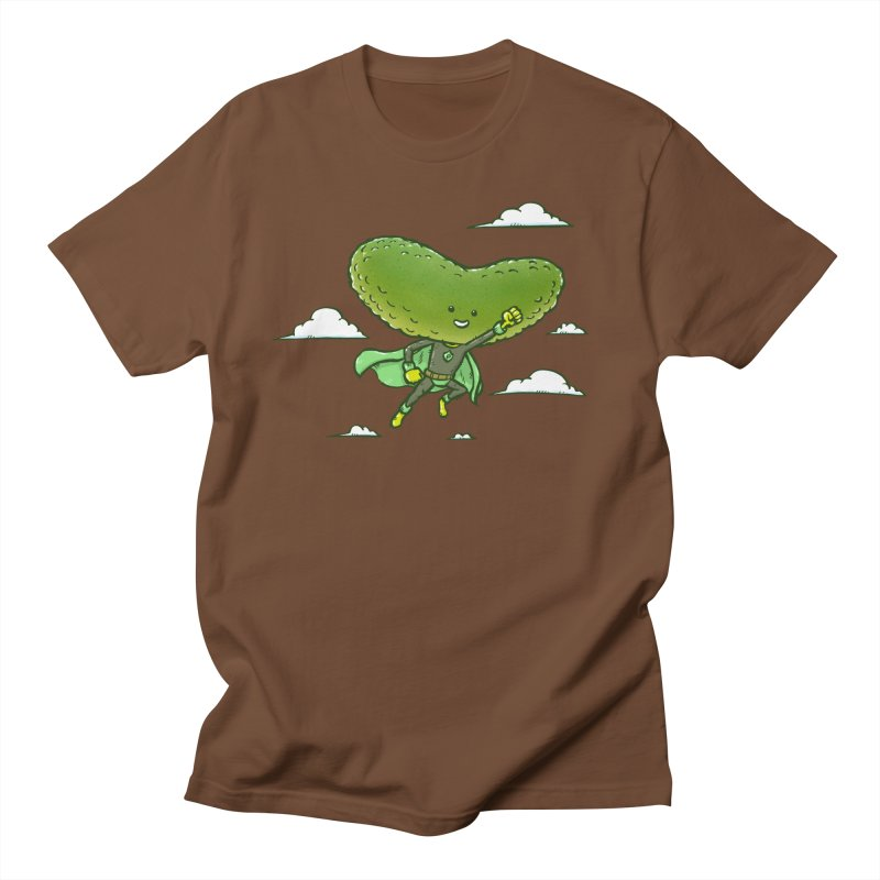 The Super Pickle Men's T-shirt by nickv47
