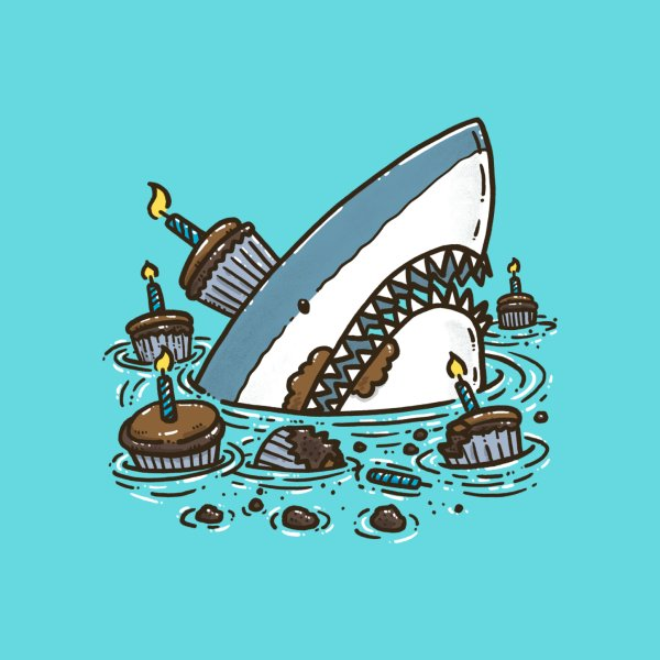 image for Cupcake Destruction Shark