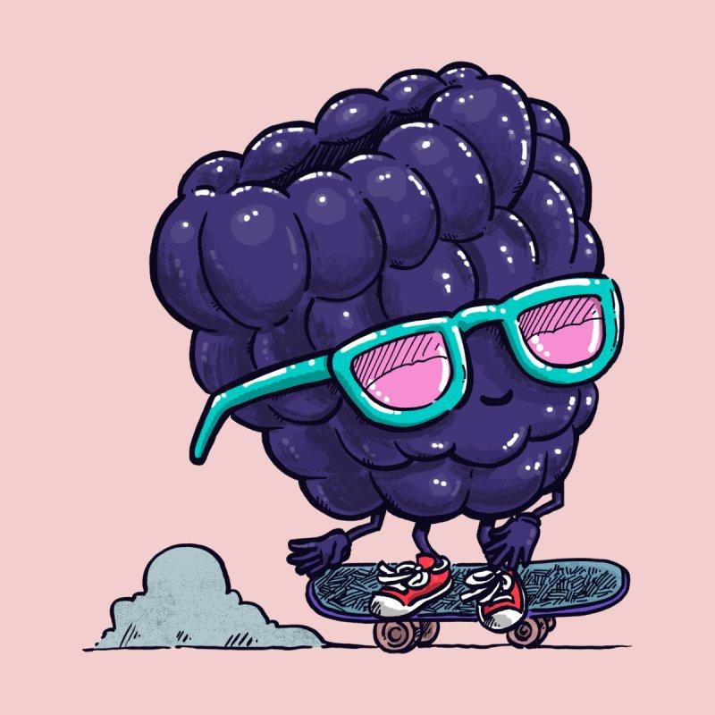 The Blackberry Skater Accessories Skateboard by nickv47
