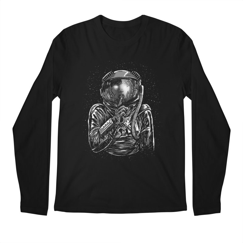 Secrets of Space 2017 Men's Longsleeve T-Shirt by nickv47