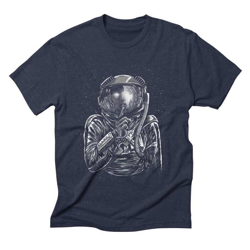 Secrets of Space 2017 Men's Triblend T-shirt by nickv47
