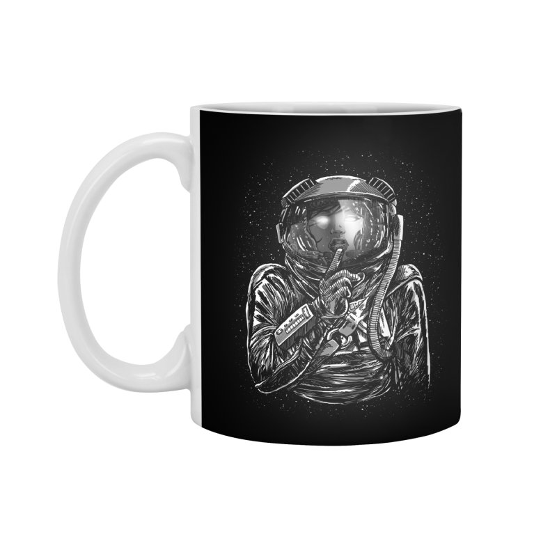Secrets of Space 2017 Accessories Mug by nickv47