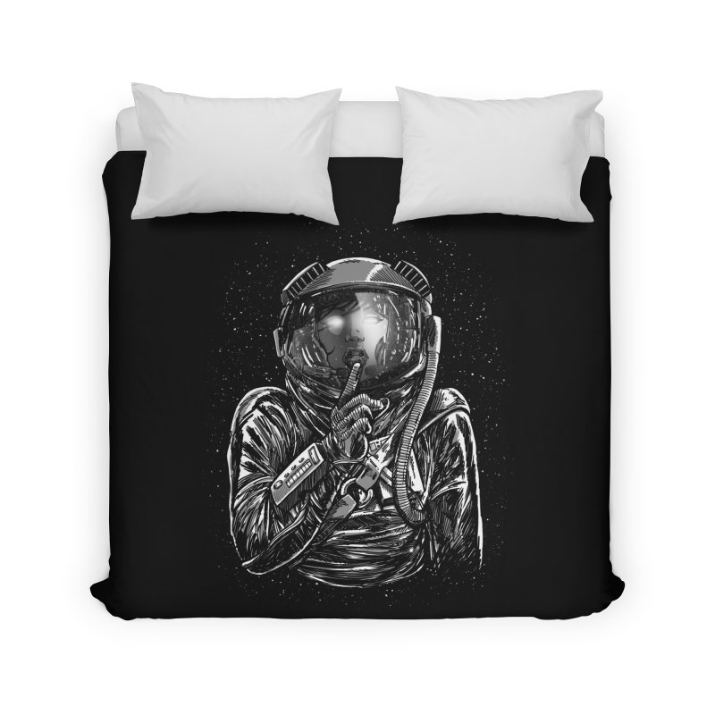 Secrets of Space 2017 Home Duvet by nickv47