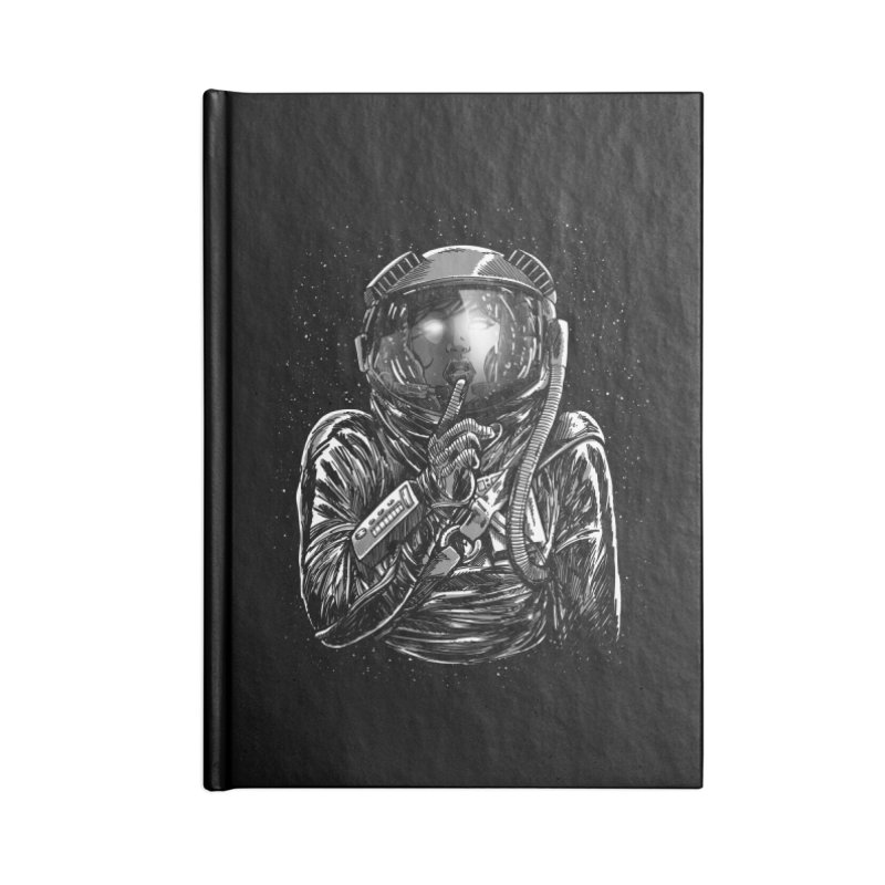 Secrets of Space 2017 Accessories Notebook by nickv47