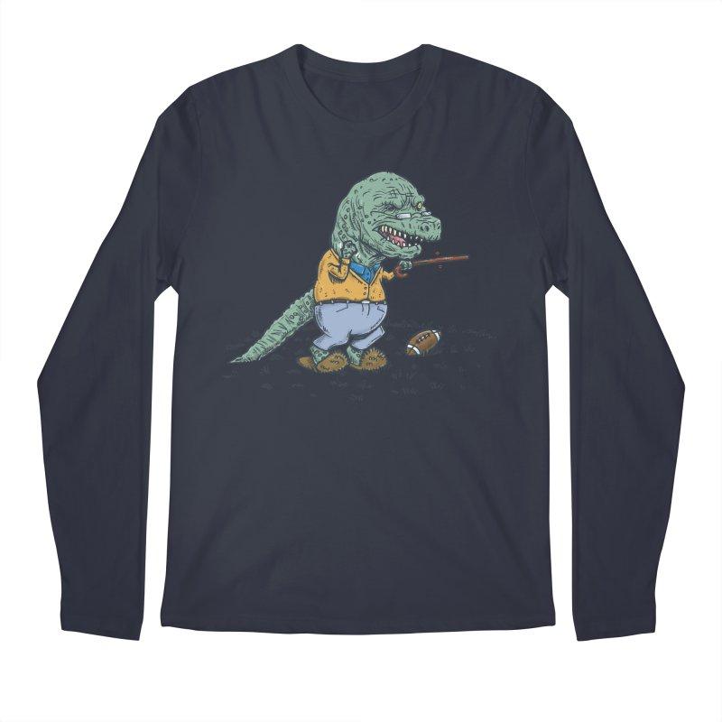 Geriatricasaur Men's Longsleeve T-Shirt by nickv47