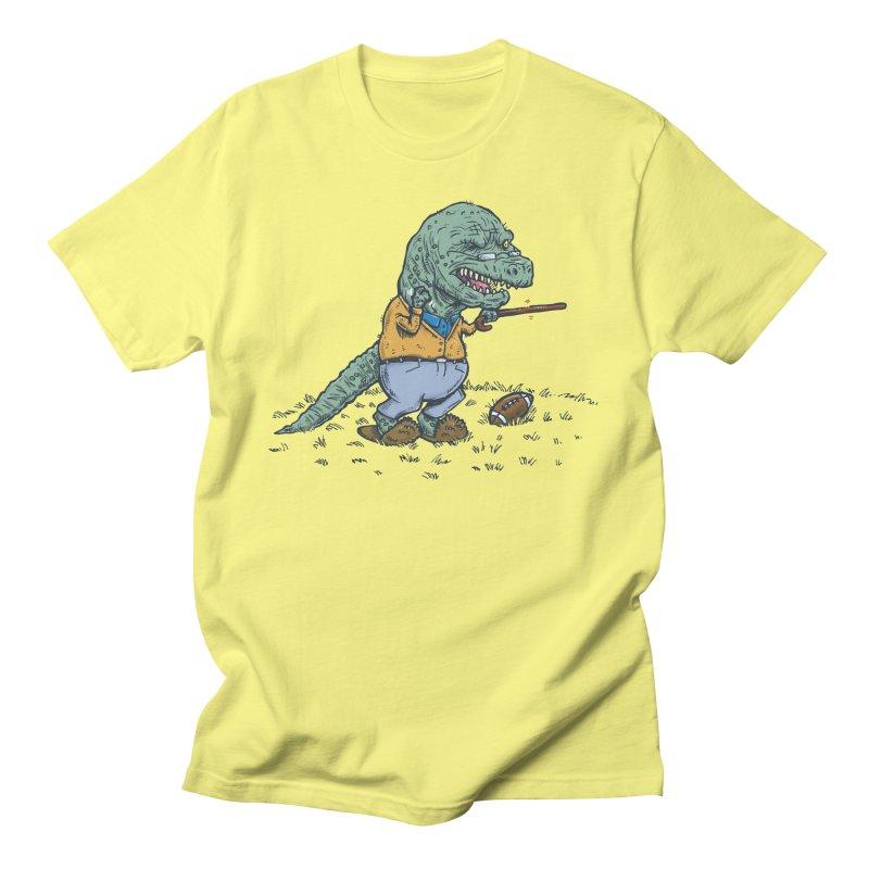 Geriatricasaur Men's T-shirt by nickv47