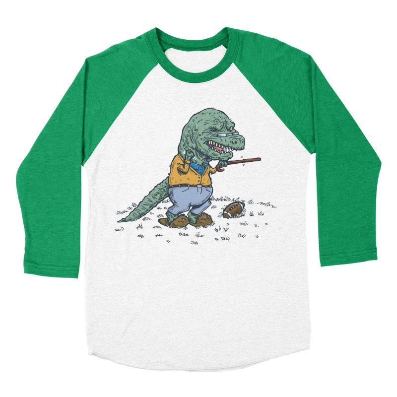 Geriatricasaur Women's Baseball Triblend T-Shirt by nickv47