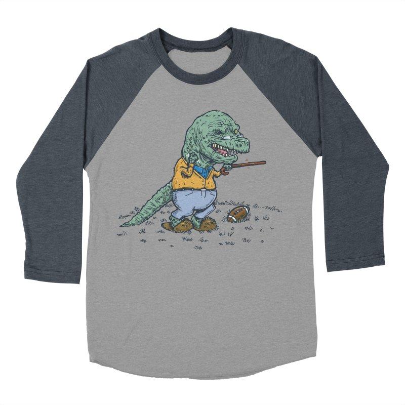 Geriatricasaur Men's Baseball Triblend T-Shirt by nickv47