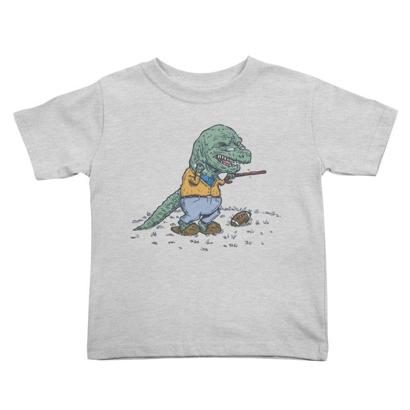 Geriatricasaur Kids Toddler T-Shirt by nickv47