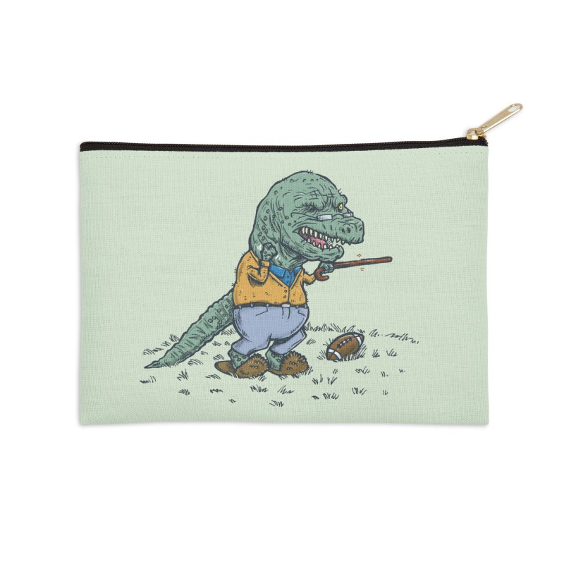 Geriatricasaur Accessories Zip Pouch by nickv47