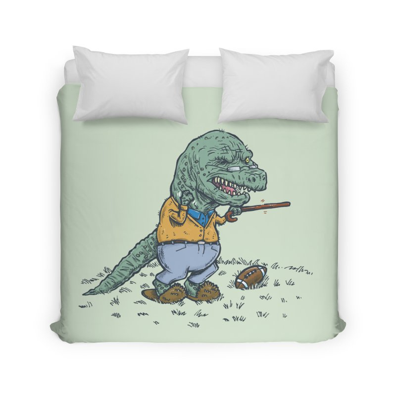 Geriatricasaur Home Duvet by nickv47