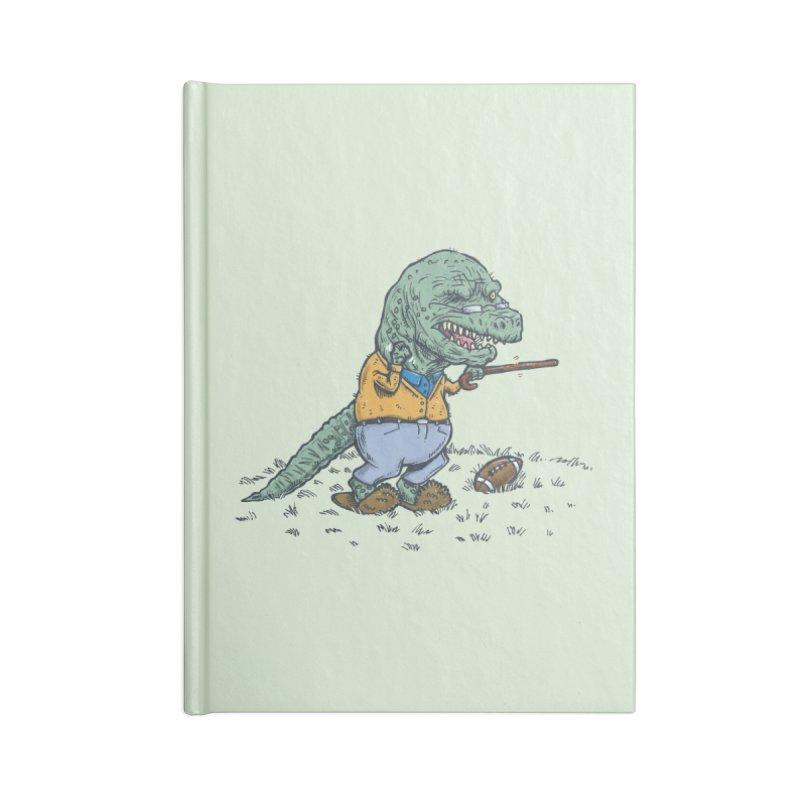 Geriatricasaur Accessories Notebook by nickv47