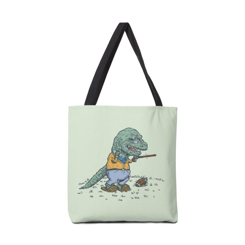 Geriatricasaur Accessories Bag by nickv47