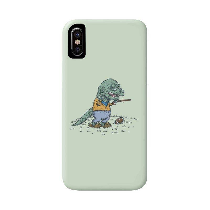 Geriatricasaur Accessories Phone Case by nickv47