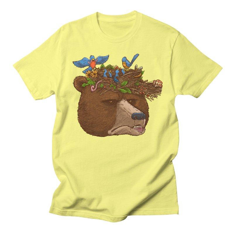 Mr Bear's Nature Hat 2017 Women's Unisex T-Shirt by nickv47