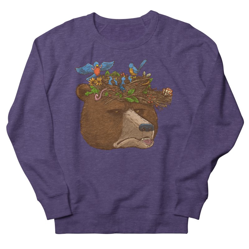 Mr Bear's Nature Hat 2017 Women's Sweatshirt by nickv47