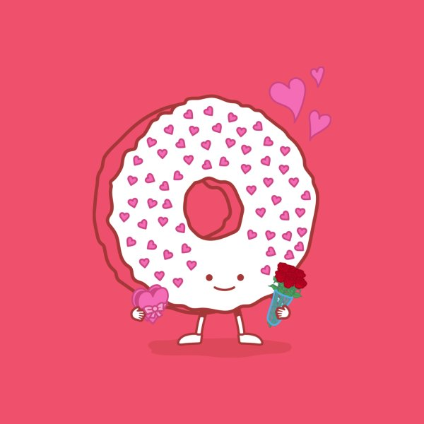 image for Valentine's Day Donut