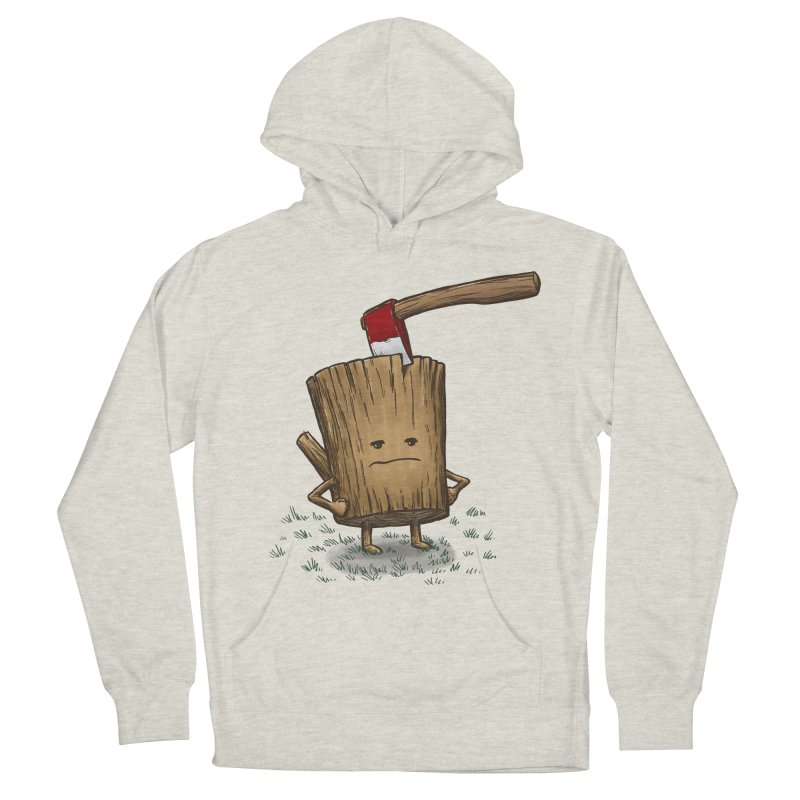 Bad Day Log 3: Splitting Headache Men's Pullover Hoody by nickv47