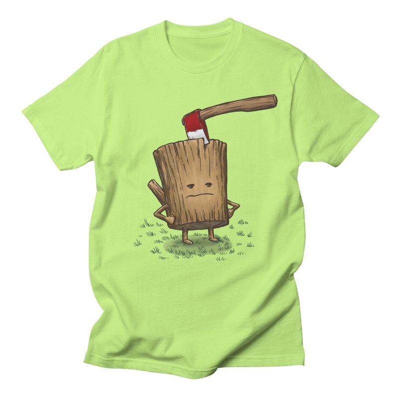 Bad Day Log 3: Splitting Headache Women's Unisex T-Shirt by nickv47