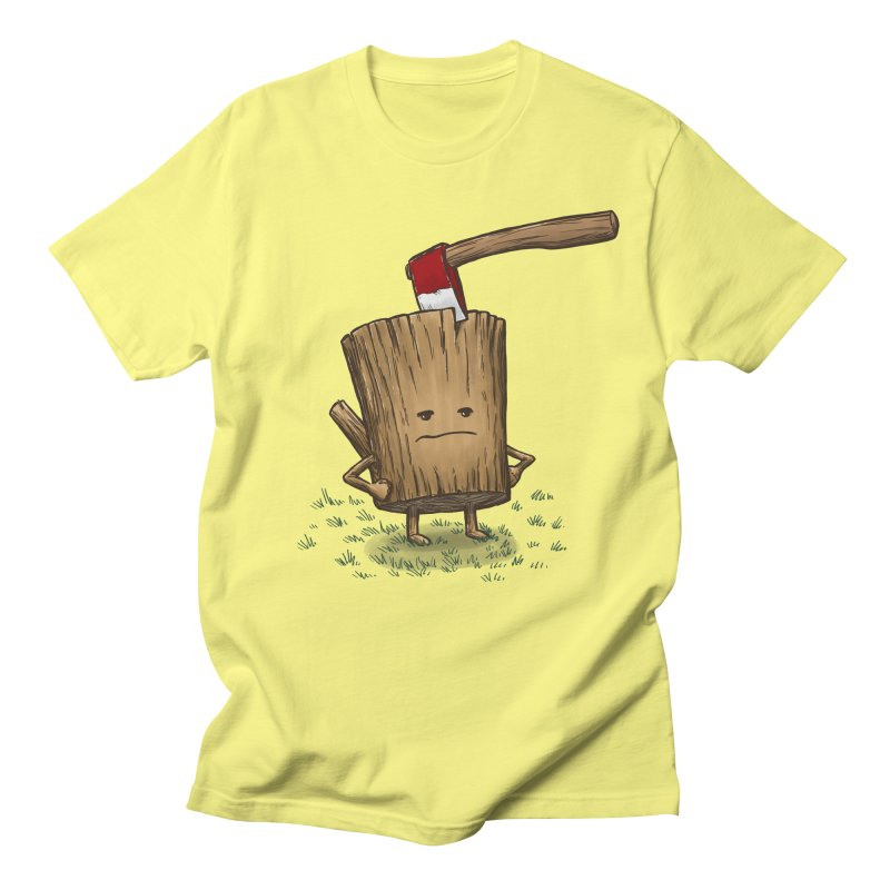 Bad Day Log 3: Splitting Headache Men's T-Shirt by nickv47