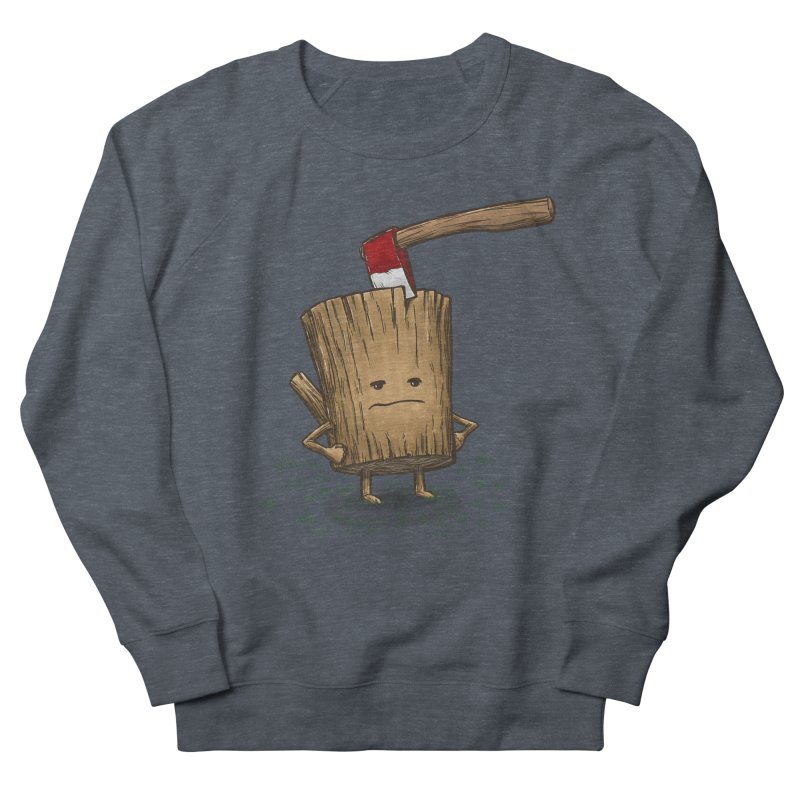 Bad Day Log 3: Splitting Headache Women's Sweatshirt by nickv47