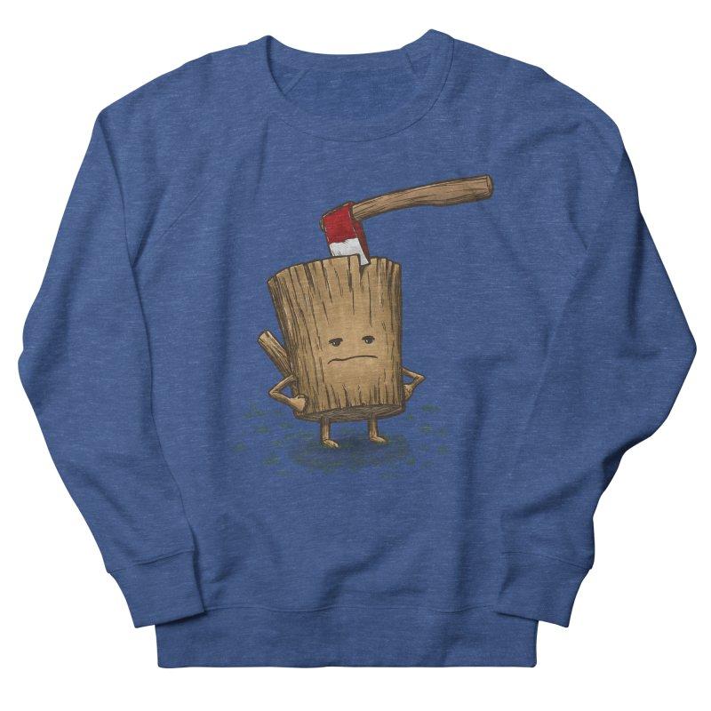 Bad Day Log 3: Splitting Headache Men's Sweatshirt by nickv47