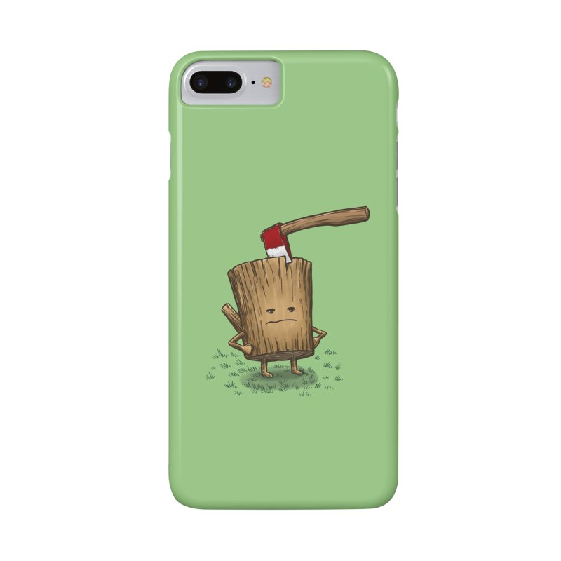 Bad Day Log 3: Splitting Headache Accessories Phone Case by nickv47