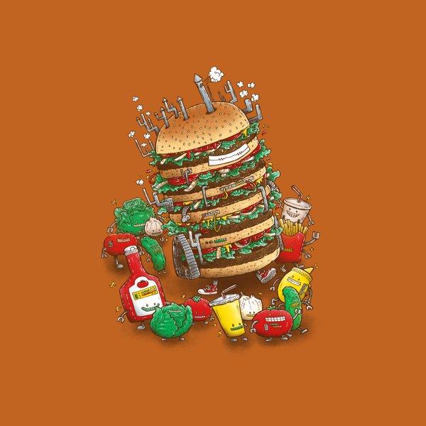 image for Uber BurgerBot