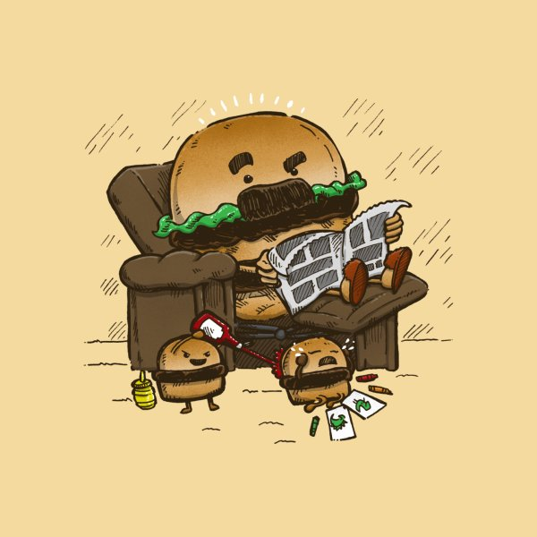 image for The Dad Burger