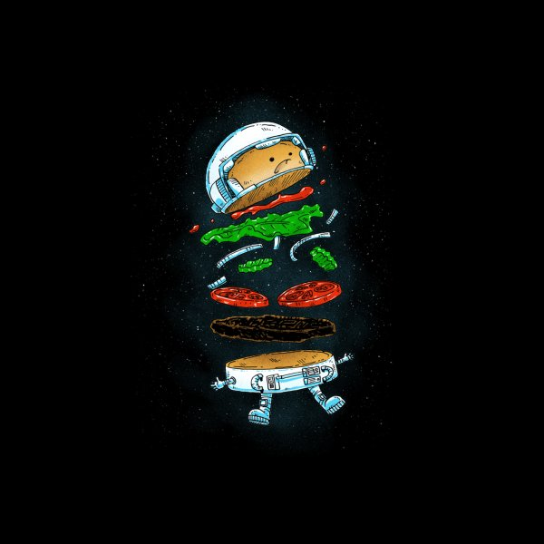 image for The Astronaut Burger