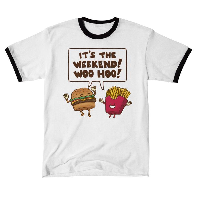 The Weekend Burger Women's T-Shirt by nickv47