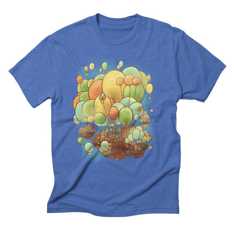 Cloud City Men's T-Shirt by nickv47