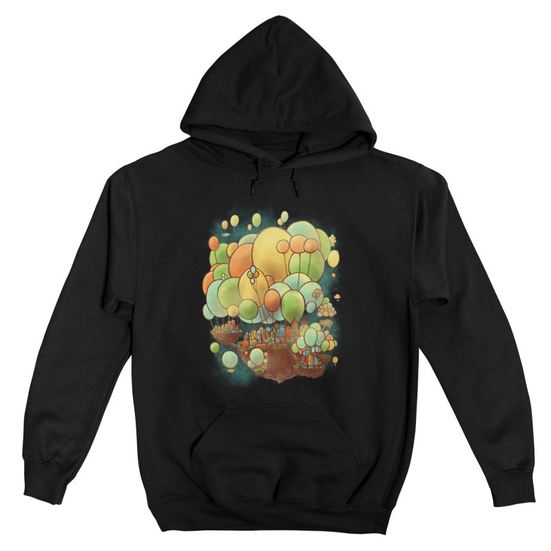 Cloud City Women's Pullover Hoody by nickv47