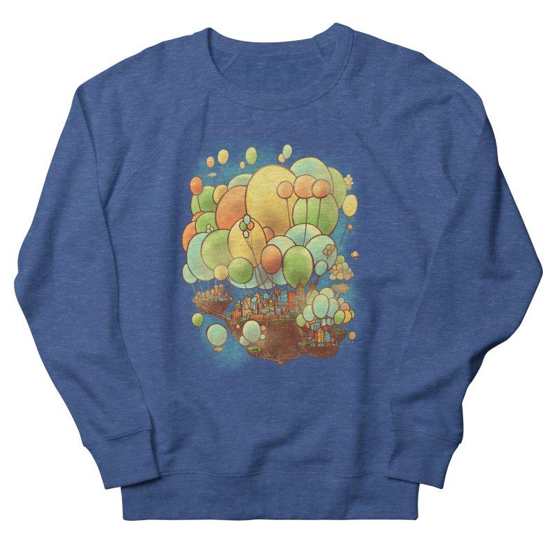 Cloud City Men's Sweatshirt by nickv47