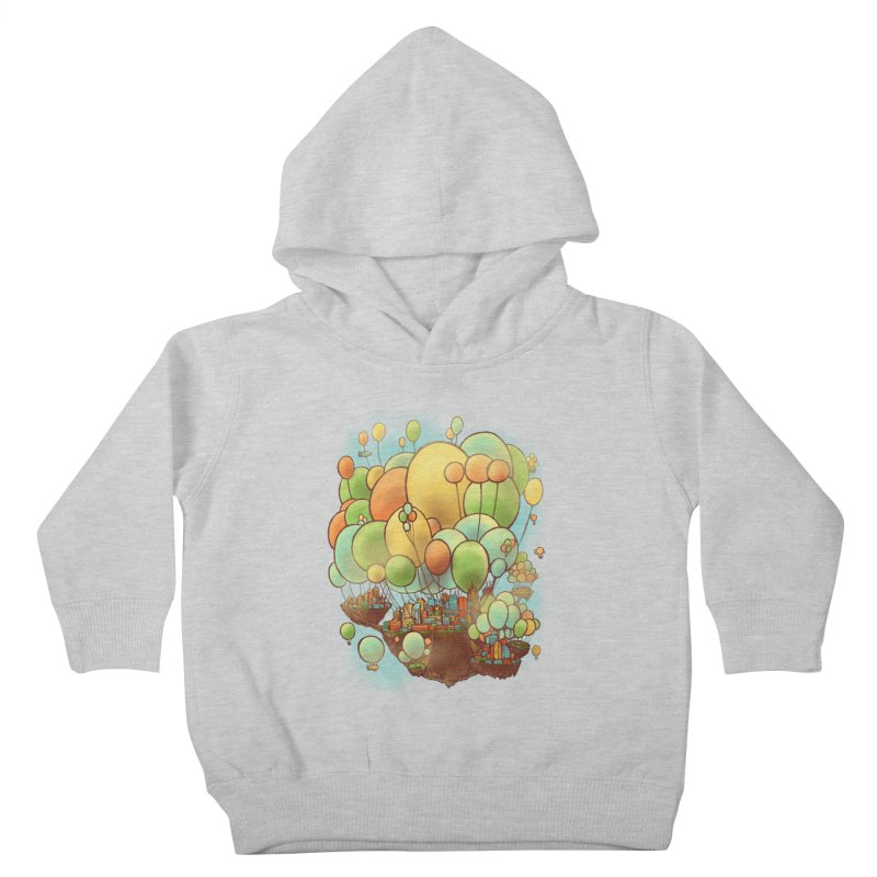 Cloud City Kids Toddler Pullover Hoody by nickv47