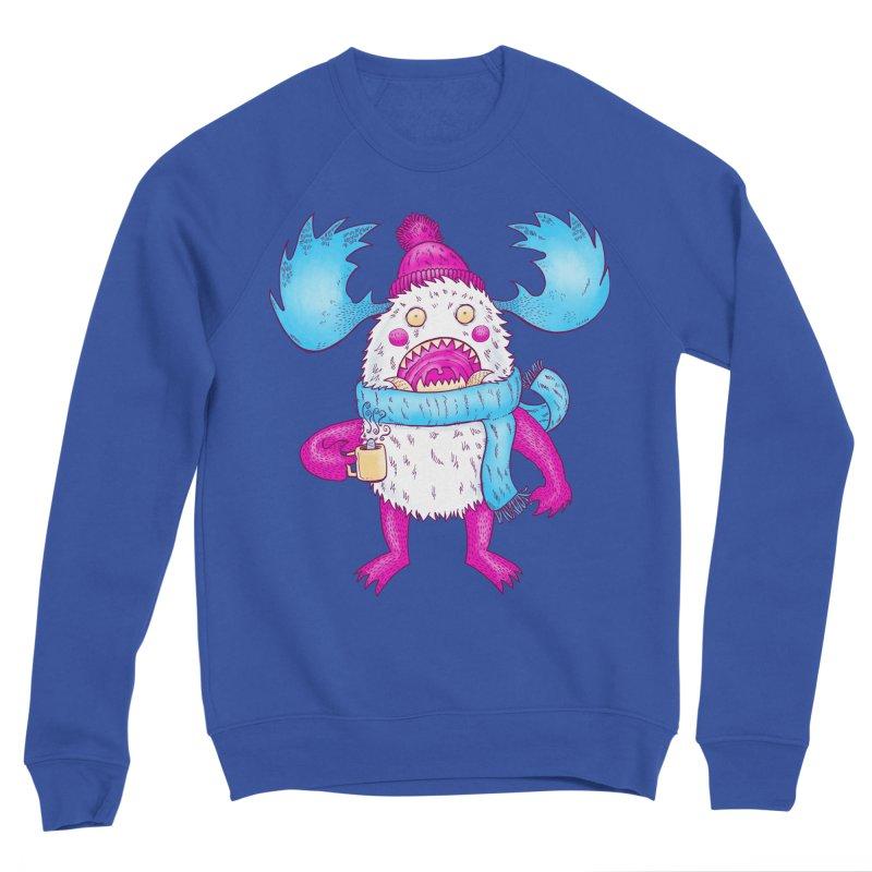 Mr Caffeine Men's Sweatshirt by nickv47