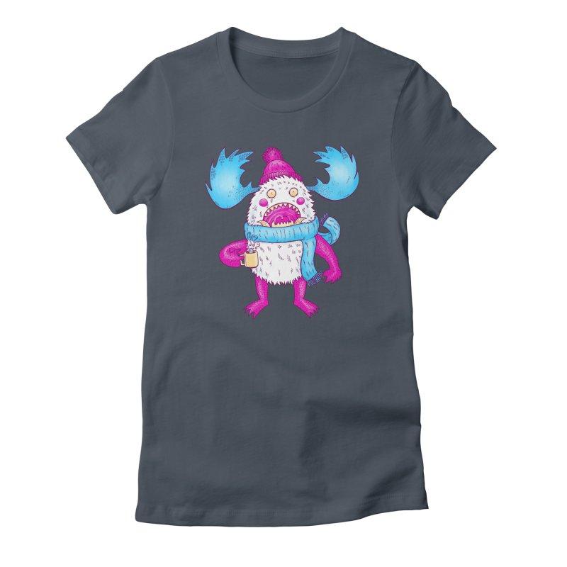 Mr Caffeine Women's T-Shirt by nickv47