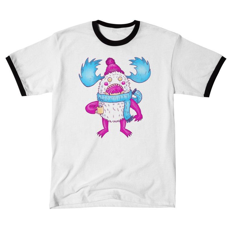 Mr Caffeine Men's T-Shirt by nickv47