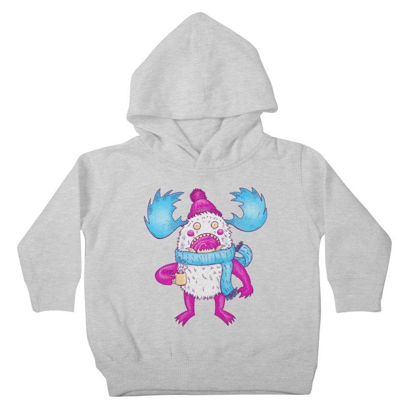 Mr Caffeine Kids Toddler Pullover Hoody by nickv47