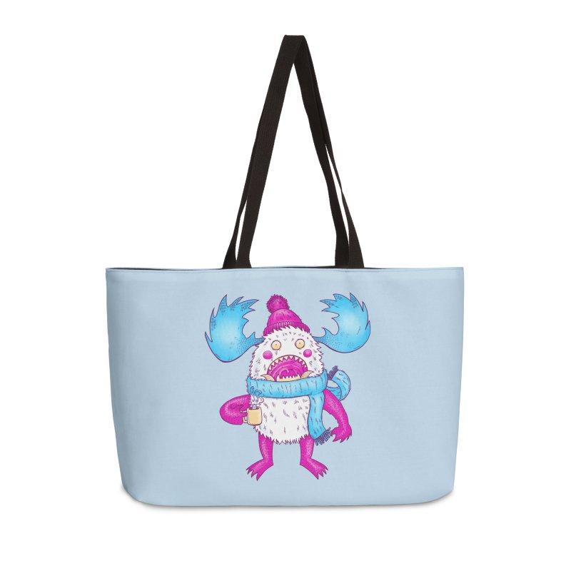Mr Caffeine Accessories Bag by nickv47