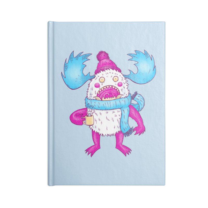 Mr Caffeine Accessories Notebook by nickv47