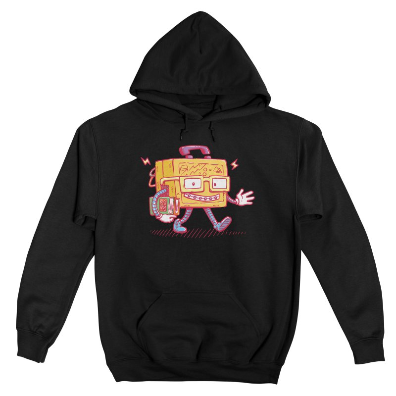 Lunch Pail Bot Women's Pullover Hoody by nickv47