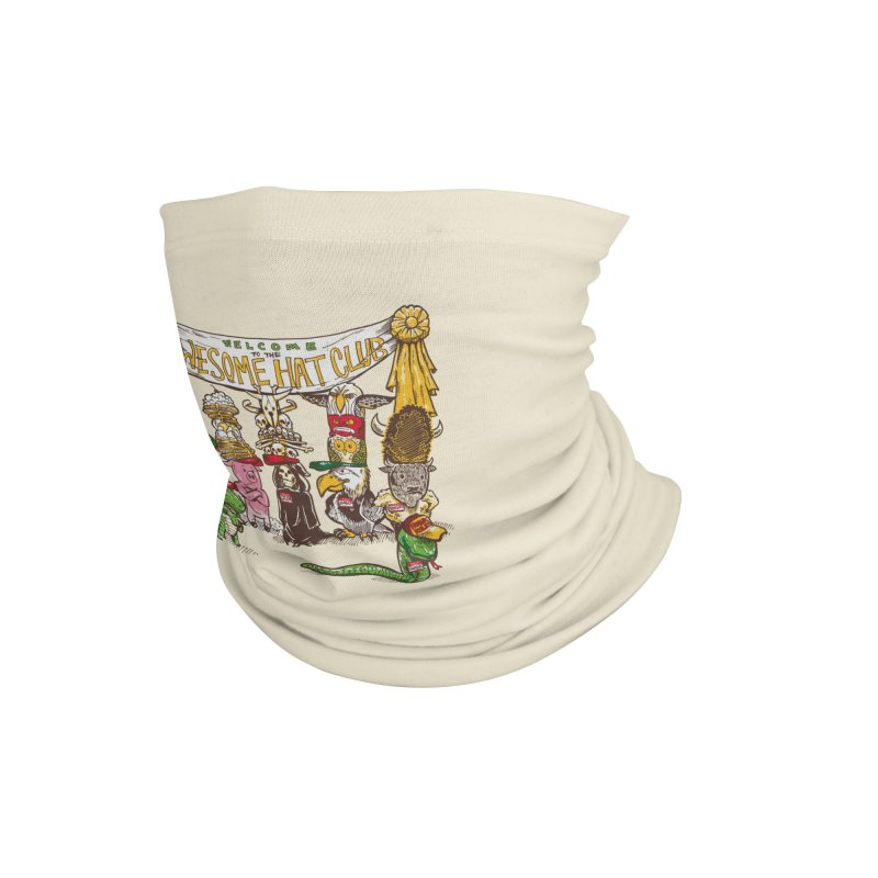 Awesome Hat Club Accessories Neck Gaiter by nickv47