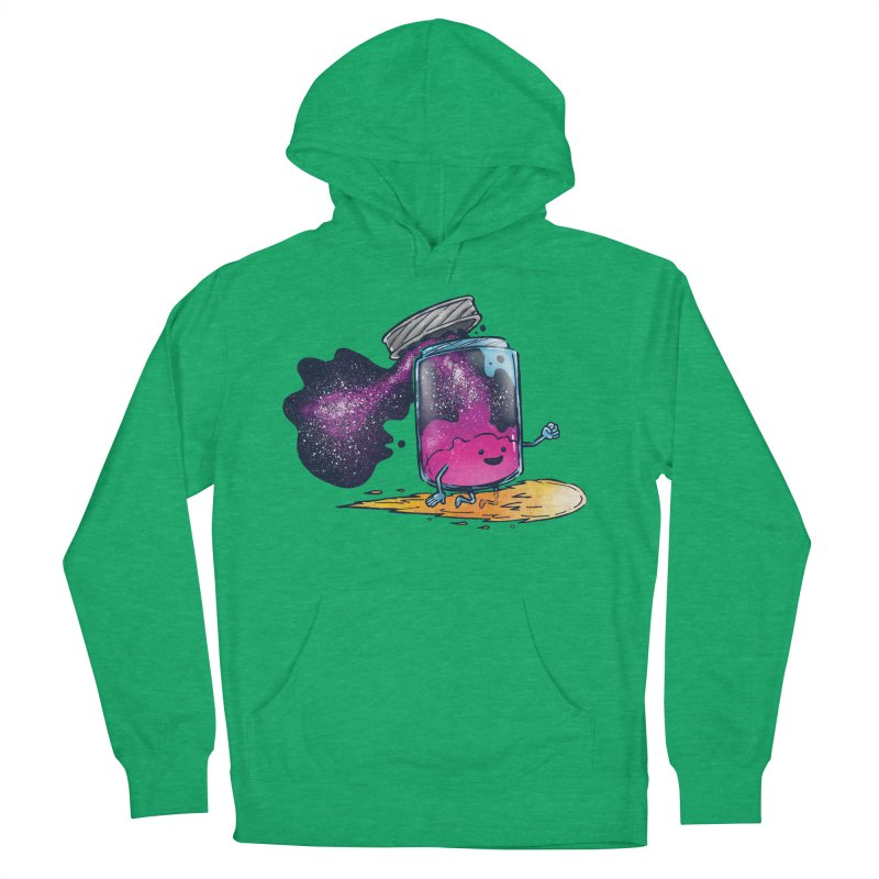 The Cosmic Jam Men's Pullover Hoody by nickv47