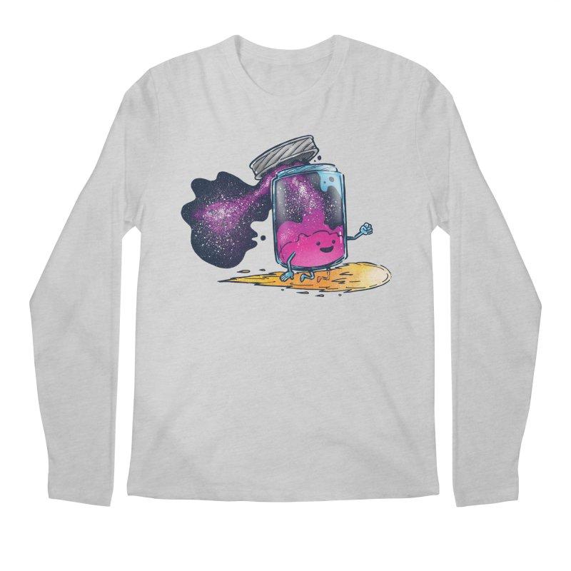 The Cosmic Jam Men's Longsleeve T-Shirt by nickv47