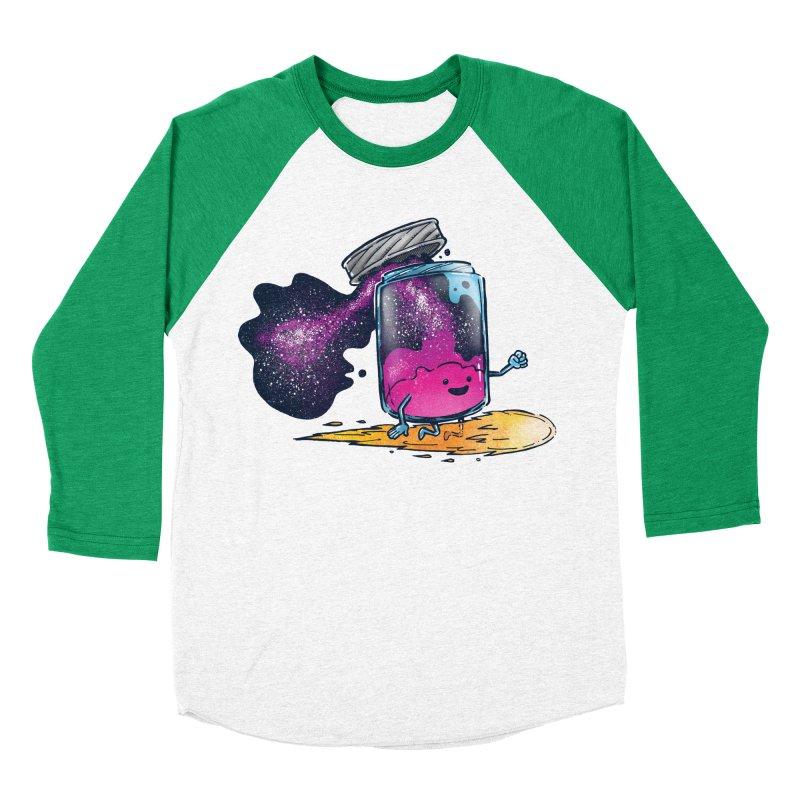 The Cosmic Jam Women's Baseball Triblend T-Shirt by nickv47