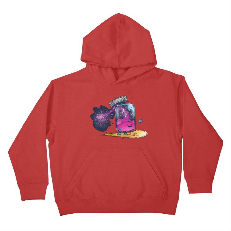 The Cosmic Jam Kids Pullover Hoody by nickv47