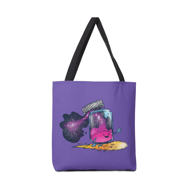The Cosmic Jam Accessories Bag by nickv47