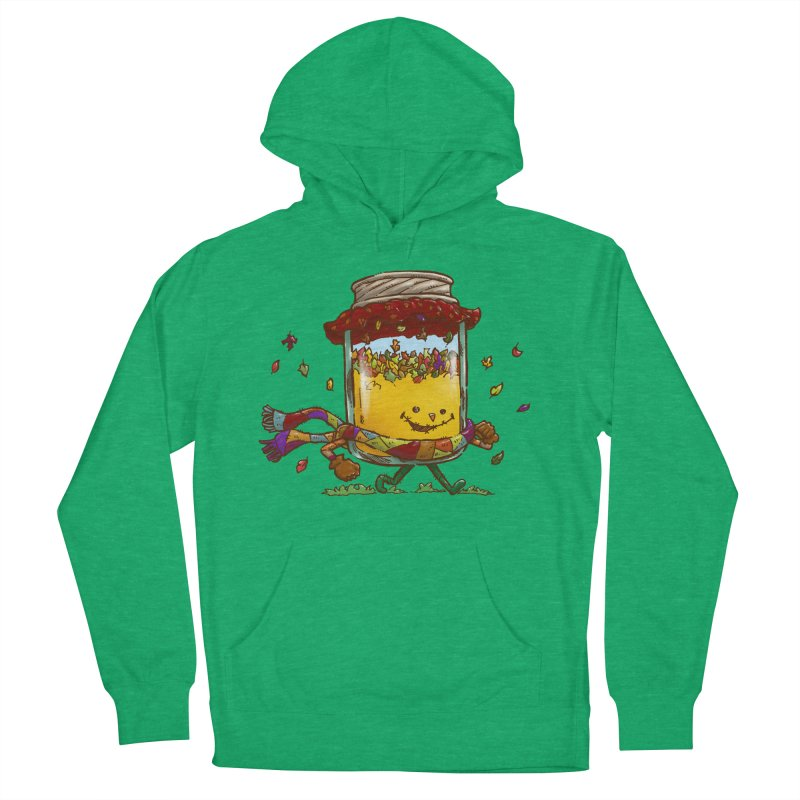 Fall Jam Men's Pullover Hoody by nickv47